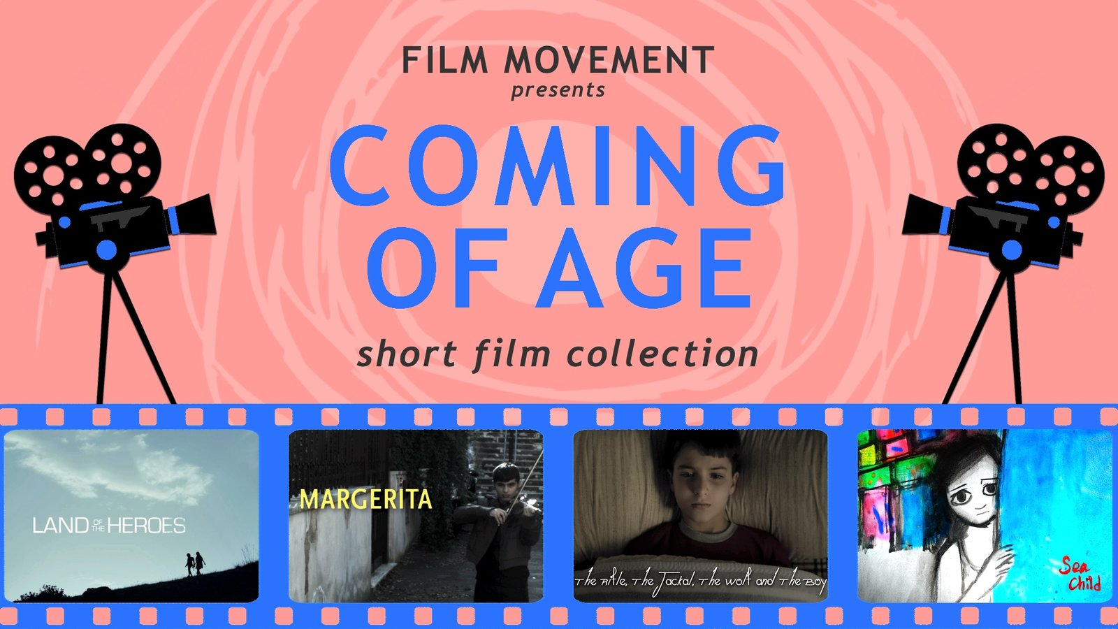 Coming of Age Short Film Collection