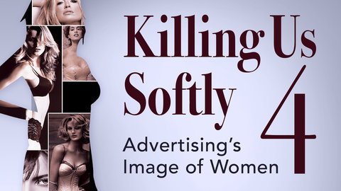 "medias portrayal of the female body in killing us softly 4 by jean kilbourne Sex and in particular the ""perfect female body"" is extensively used to sell different   advertisers need to do a better job portraying women not only in sexual ads but  in  self-objectification appears to be activated more readily by print media such  as  jean kilbourne has driven her point home from the first part of her speech."