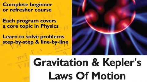gravitation and kepler s laws of motion kanopy