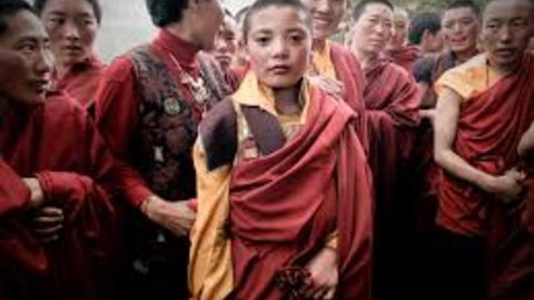 Blessings - Tibetan Buddhist Nuns