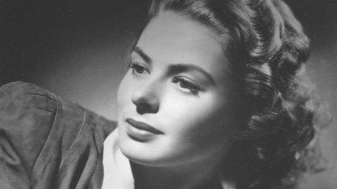 Ingrid Bergman age
