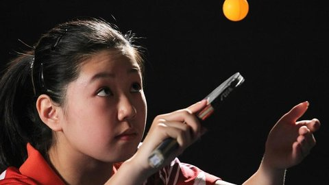 Top Spin - The World of Competitive Ping Pong