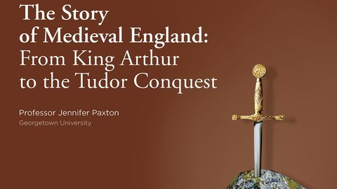 Story of Medieval England - From King Arthur to the Tudor Conquest Series