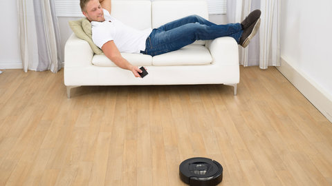 Mobile Robots at Home