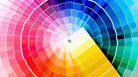 Color: Color Theory and Color and Light