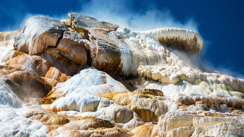 Yellowstone's Cataclysmic Origins and Future