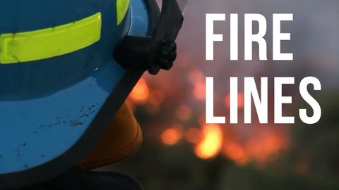 Fire Lines - Palestinian and Israeli Firefighters Battle the Carmel Fire
