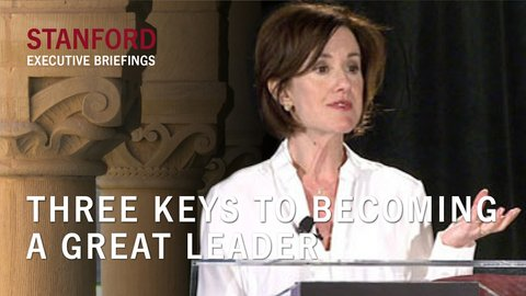 Three Keys to Becoming a Great Leader