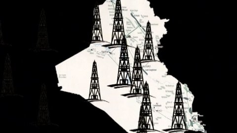 Empire and Oil - Oil in the Middle East