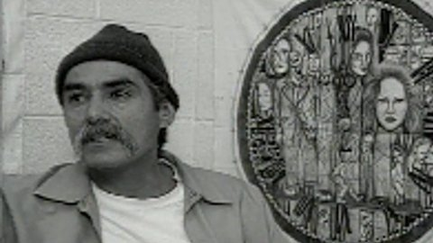 Paño Arte: Images from Inside - Chicano Folk Art