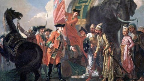 Image result for british east india company