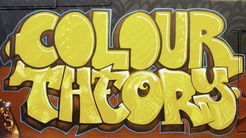 Colour Theory: Series 4 - Indigenous Graffiti and Street Artists