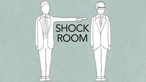 Shock Room - Studying How Authority Figures Influence Human Behavior