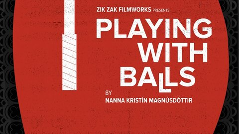 Playing with Balls - Tvíliðaleikur
