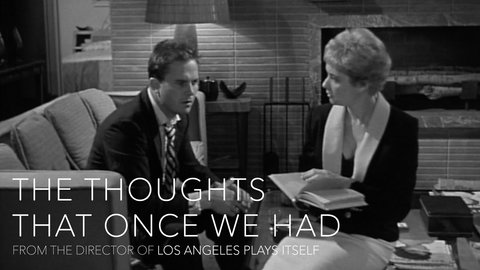 The Thoughts That Once We Had - A Personal History of Cinema