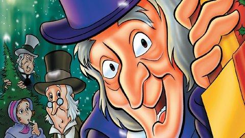 charles dickens a christmas carol - A Christmas Carol Animated