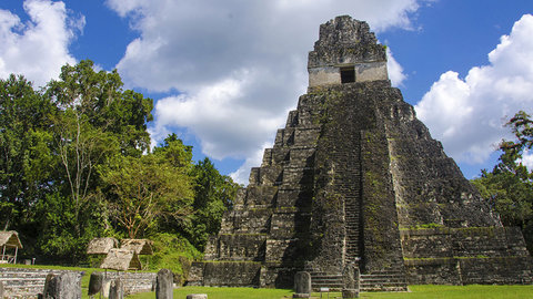 Tikal Aspiring Capital Of The Maya World Kanopy