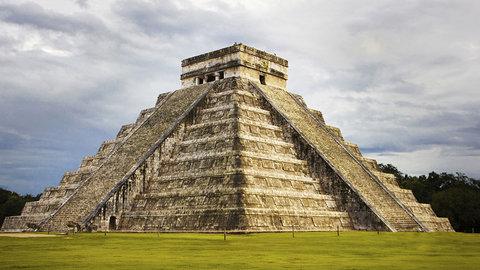 Chichen Itza Maya Capital Of The Yucatn Kanopy