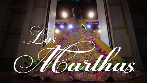 Las Marthas - A Curious Tale of Coming of Age in Laredo, Texas