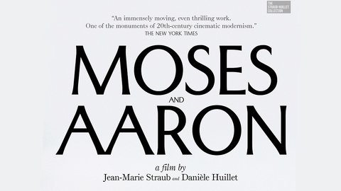 Moses And Aaron Kanopy