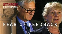 Fear of Feedback by Myra Strober & Jay Jackman
