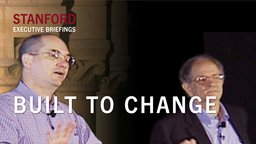 Built to Change - How to Achieve Sustained Organisational Effectiveness by Edward Lawler & Christopher Worley