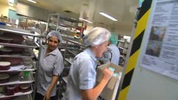 Manual Handling Healthcare - Catering