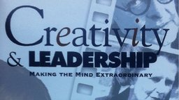 Creativity and Leadership - Making the Mind Extraordinary with Howard Gardner