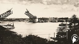 The Bridge (Constructing Australia Series)