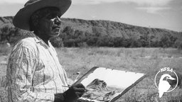 Namatjira the Painter