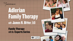 Family Therapy with the Experts Series
