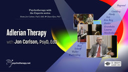 Psychotherapy with the Experts Series