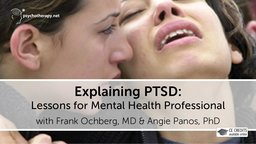 Explaining PTSD & The Counting Method Series