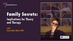 Family Secrets - Implications for Theory and Therapy