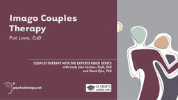 Imago Couples Therapy - With Pat Love
