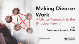 Making Divorce Work - A Clinical Approach to the Binuclear Family