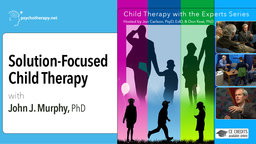 Solution-Focused Child Therapy - With John Murphy