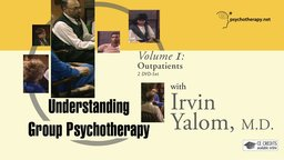 Outpatient Group Therapy - With Irvin Yalom