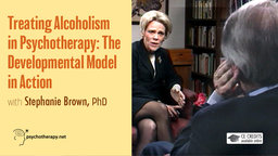 Treating Alcoholism in Psychotherapy Series
