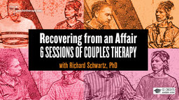 Recovering from an Affair: 6 Sessions of Couples Therapy - With Richard Schwartz