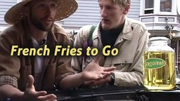 French Fries To Go