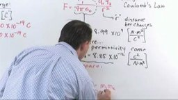 Electric Charge & Coulomb's Law Part 1