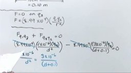 Electric Charge & Coulomb's Law Part 2