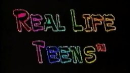 Real Life Teens - The Social Challenges Faced by our Youth