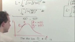 Arc Length In Parametric Equations