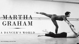 Martha Graham: Dance on Film