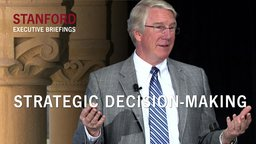 Strategic Decision Making - With David Demarest
