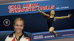 Gold Medal Gymnastics Drills: Floor