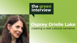 Osprey Orielle Lake: Creating a New Cultural Narrative