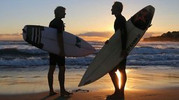 OUT in the Lineup - Uncovering the Taboo of Homosexuality in Surfing